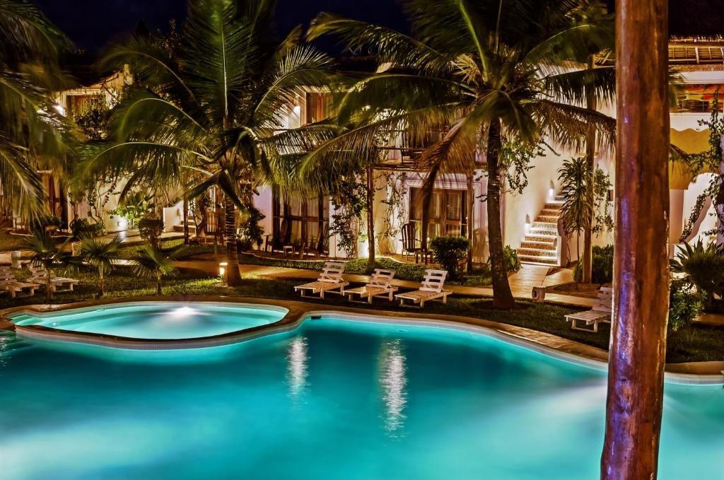 MY BLUE HOTEL (Nungwi)