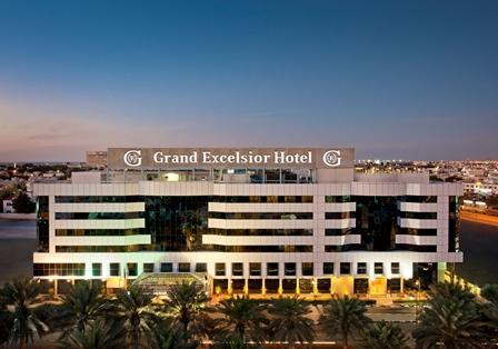 Grand Excelsior Hotel Deira (Ex. Sheraton Deira)