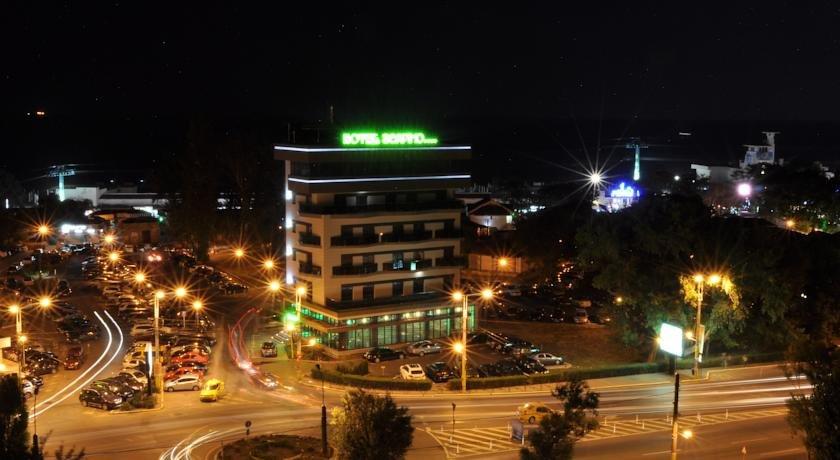 Hotel Scapino ( camere fara vedere la mare)