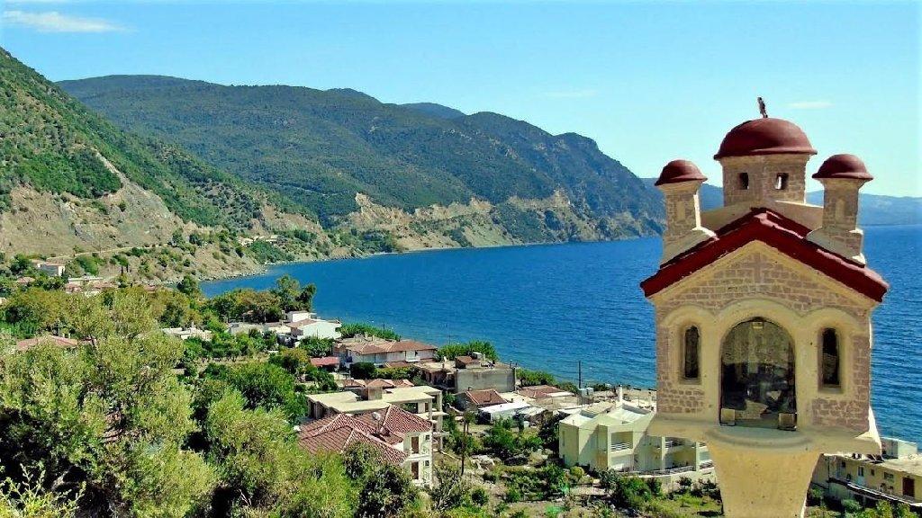 GRECIA 2020 - Paste Insula Evia (autocar)