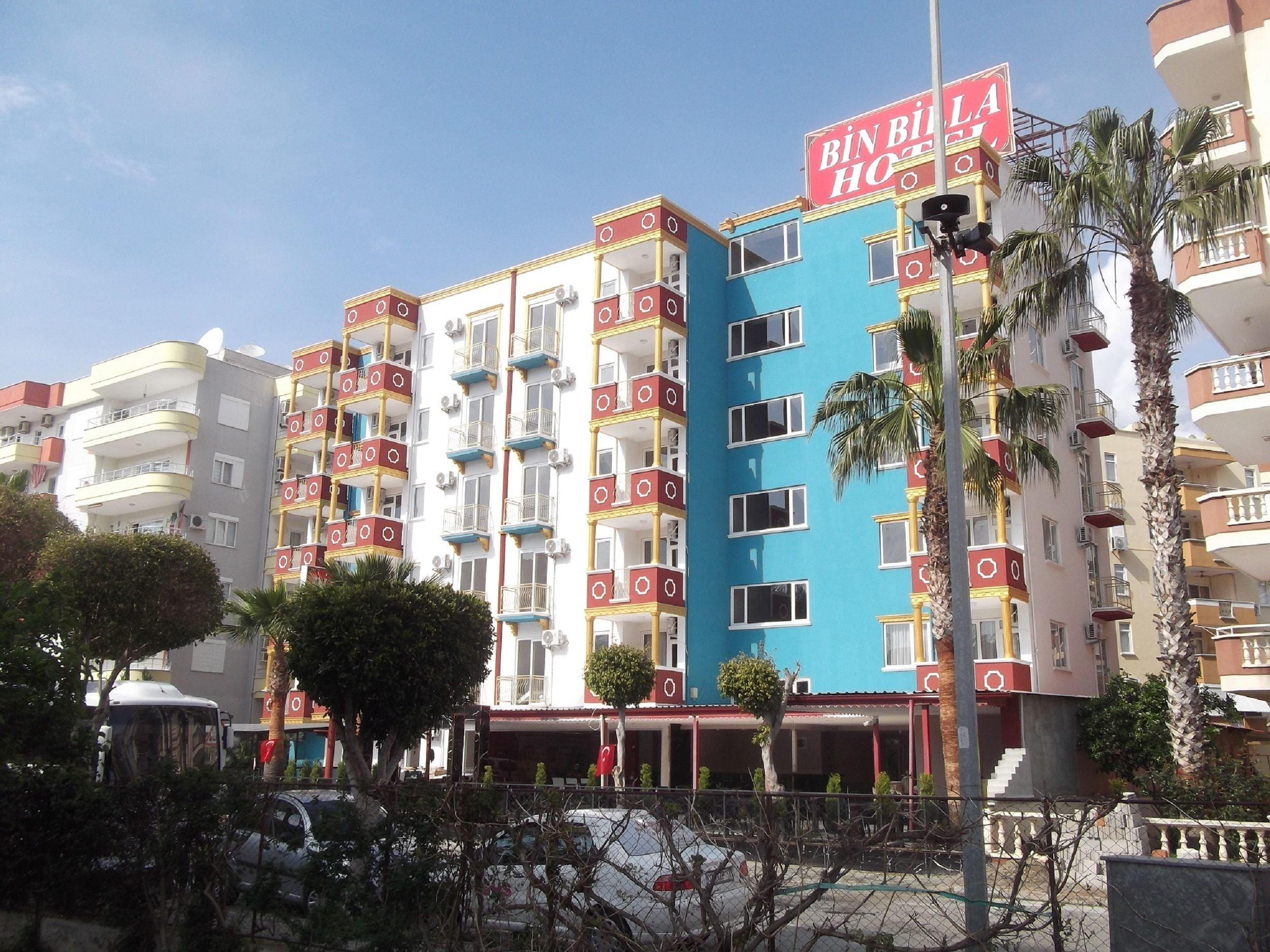 Bin Billa Hotel - All Inclusive