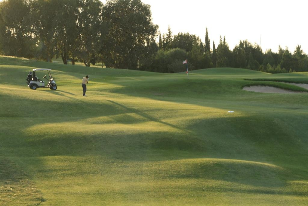 AZIZA THALASSO GOLF (Adults Only) (SENIORI + 55 ani)