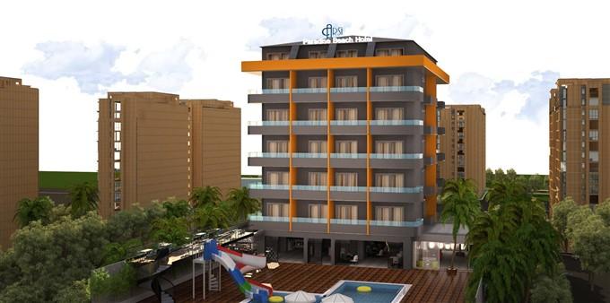 ARSI PARADISE BEACH HOTEL