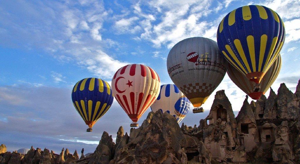 Cappadocia, Ankara, Istanbul (autocar) - Revelion 2021