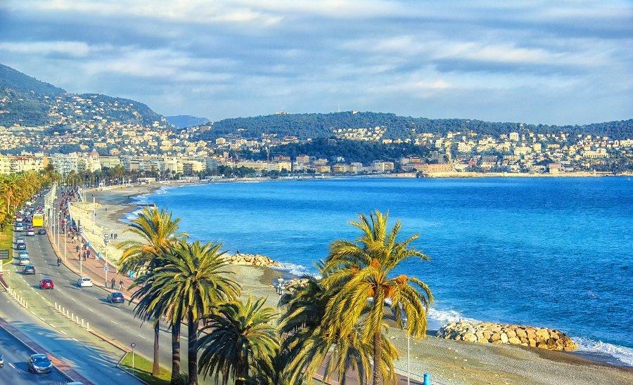 Coasta de Azur - Revelion 2022