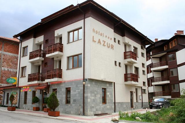 LAZUR FAMILY HOTEL