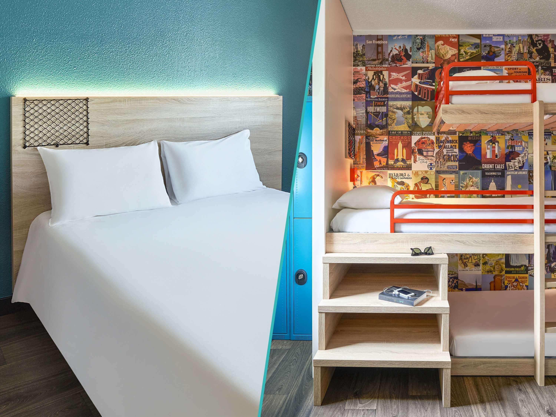 Hotelf1 Paris Porte De Chatillon Renove