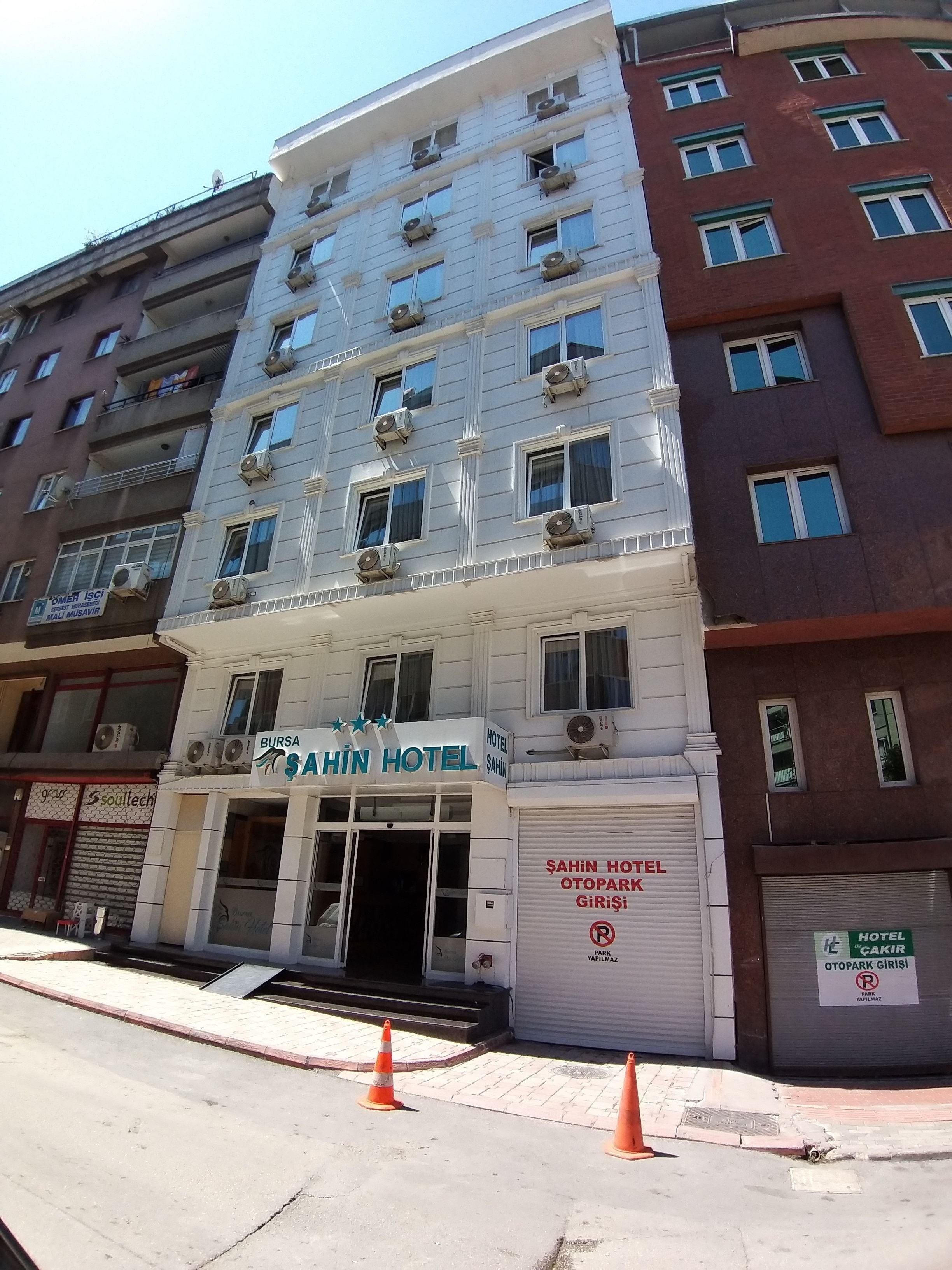 Bursa Sahin Otel