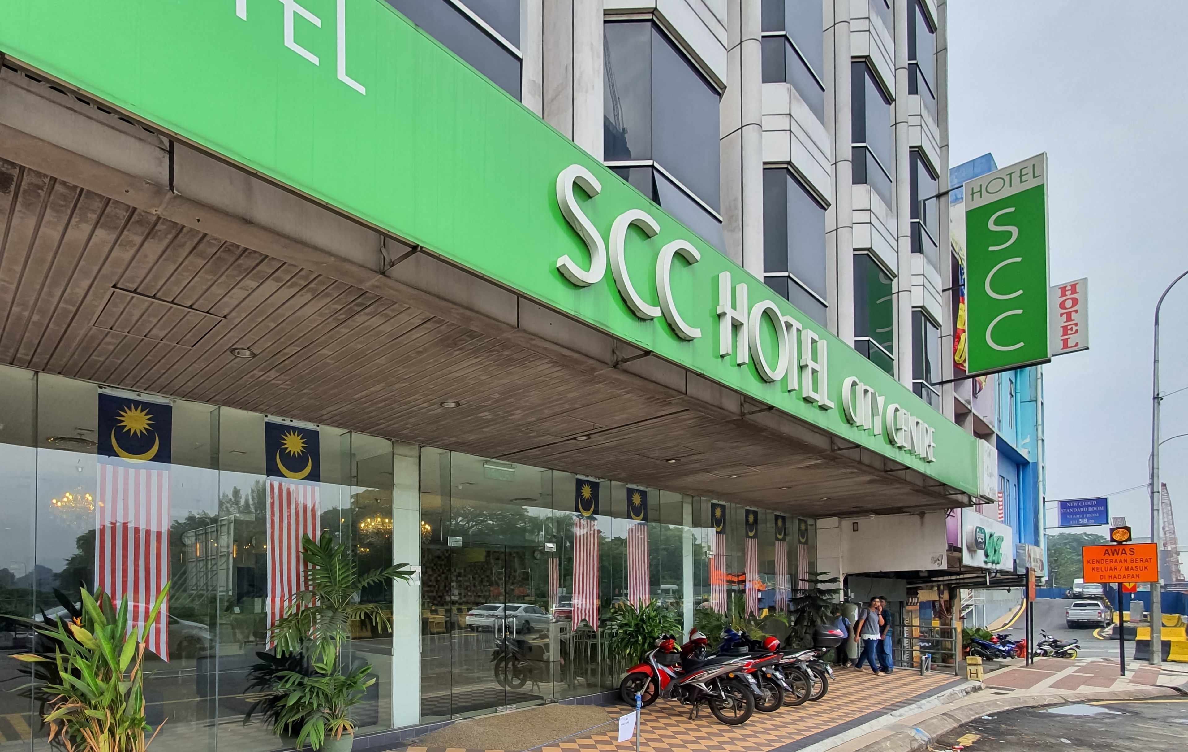 Scc City Centre