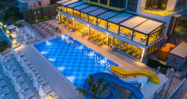 Campus Hill Hotel - All Inclusive