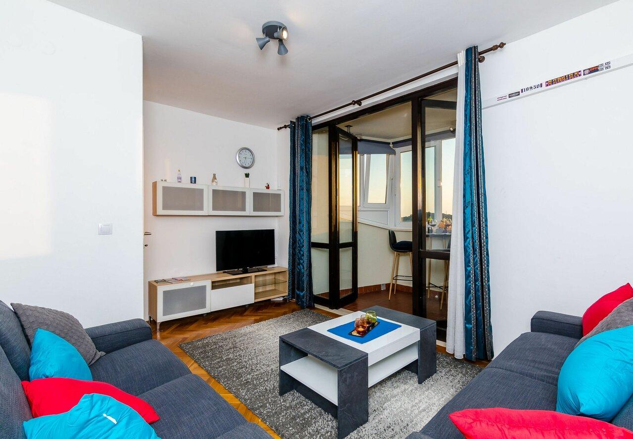 Apartment Boca