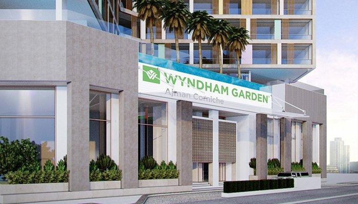 Wyndham Garden Ajman Corniche - NOU!