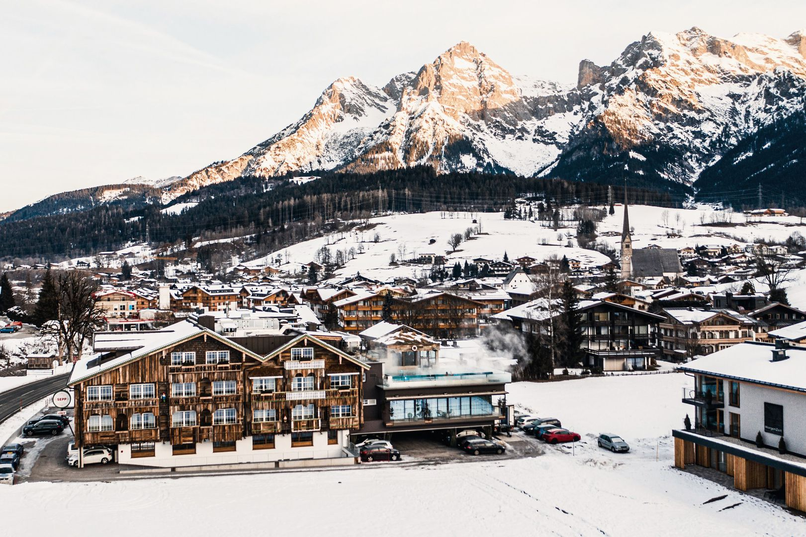 SEPP - Alpine Boutique Hotel (Adults Only)