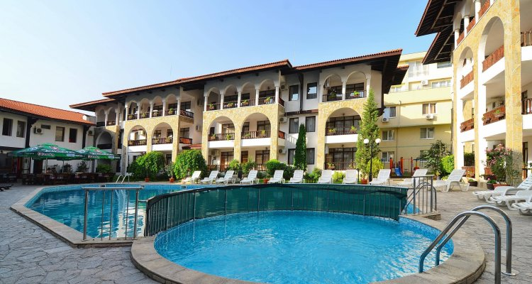 Holiday Apartments Severina