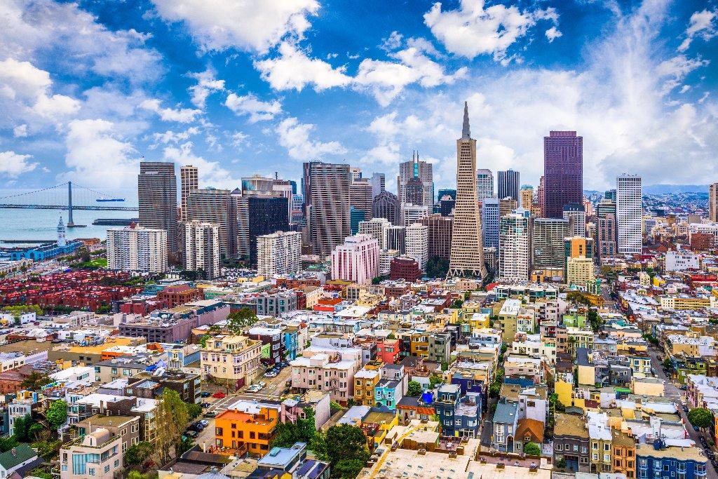 SUA 2021 - Coasta de Vest