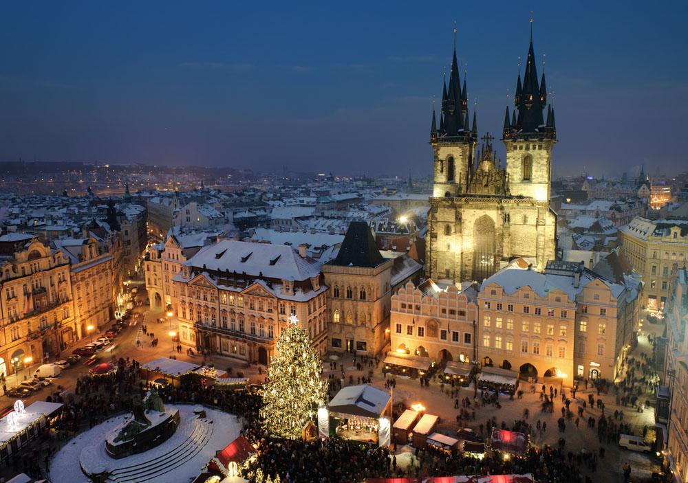 Sarbatori de iarna Praga-Karlovy Vary