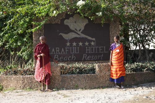 Karafuu Beach Resort And Spa