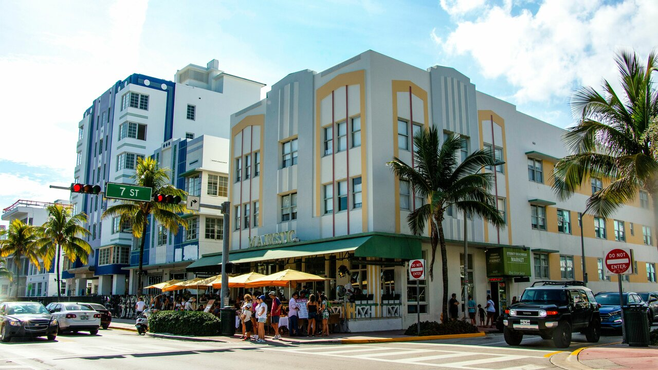 The Majestic South Beach