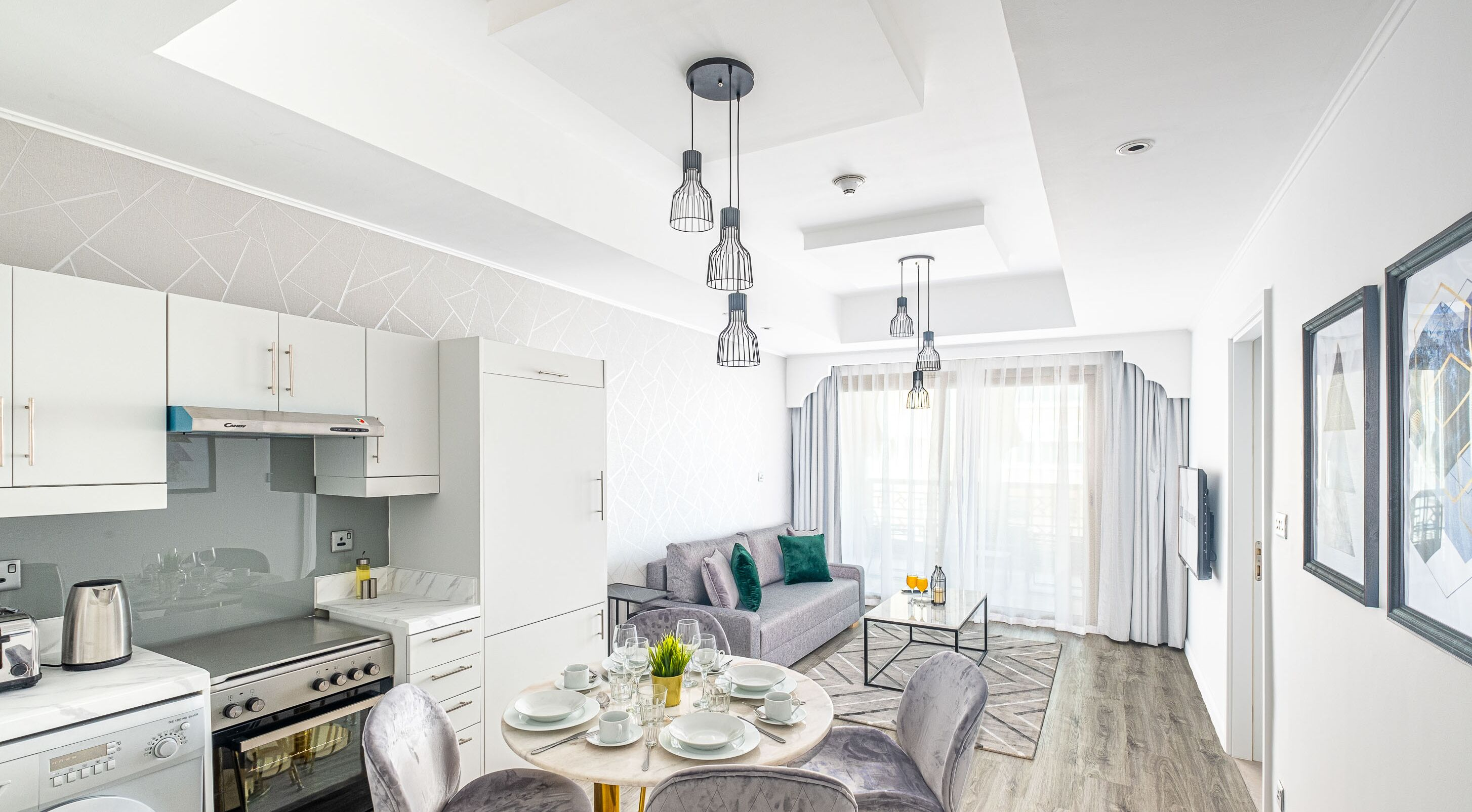 Lux Holiday Home - Ibn Residence 2
