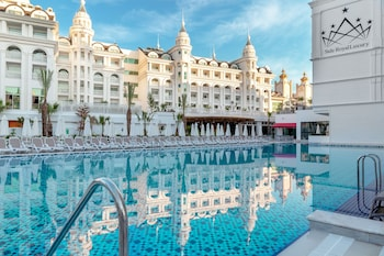 Royal Luxury Hotel And Spa - All Inclusive