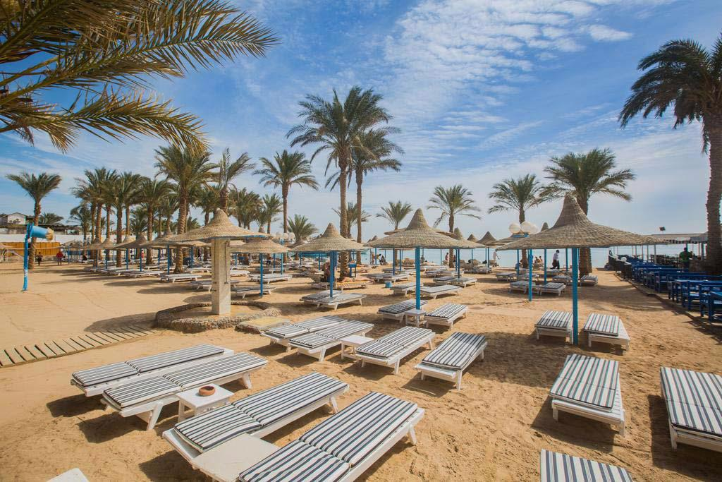 MARLIN INN AZUR RESORT - EL MEMSHA, HURGADA