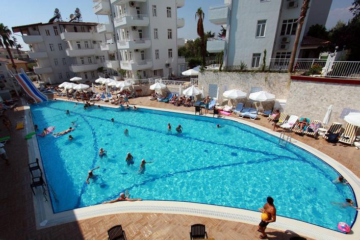 MERVE SUN HOTEL & SPA