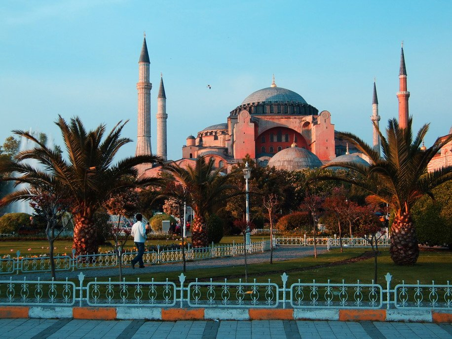 ISTANBUL (avion) - Revelion 2021