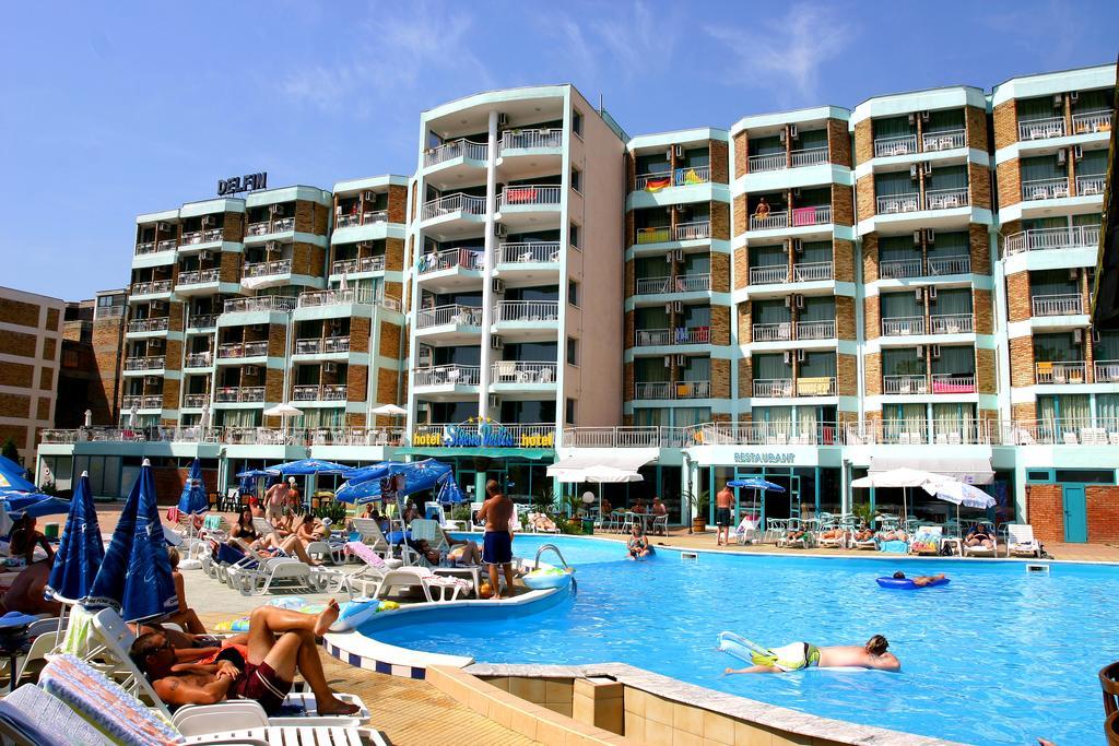 DELFIN HOTEL SUNNY BEACH