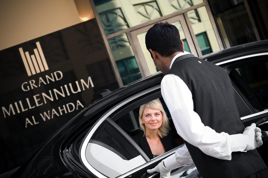 GRAND MILLENNIUM AL WAHDA HOTEL