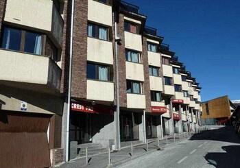 Apartments Crest Pas