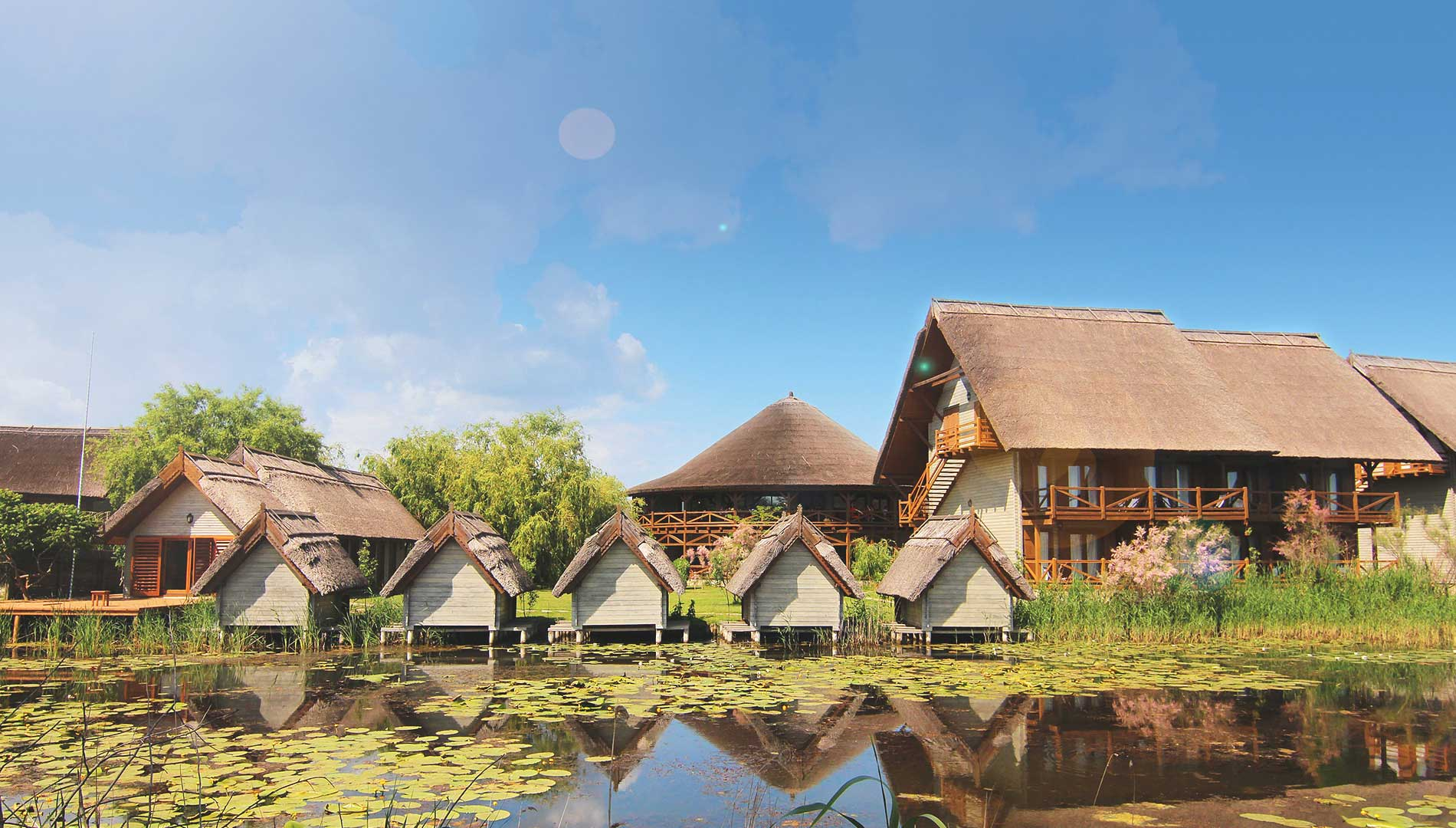 Green Village Resort - Sfantu Gheorghe