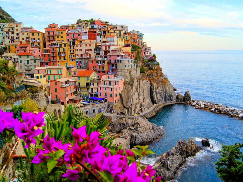 ITALIA de NORD -Coasta de Azur si ELVETIA