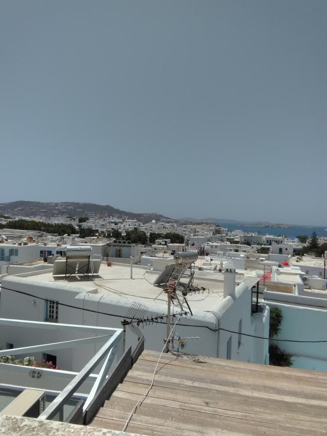 Mykonos Town Sea View Room