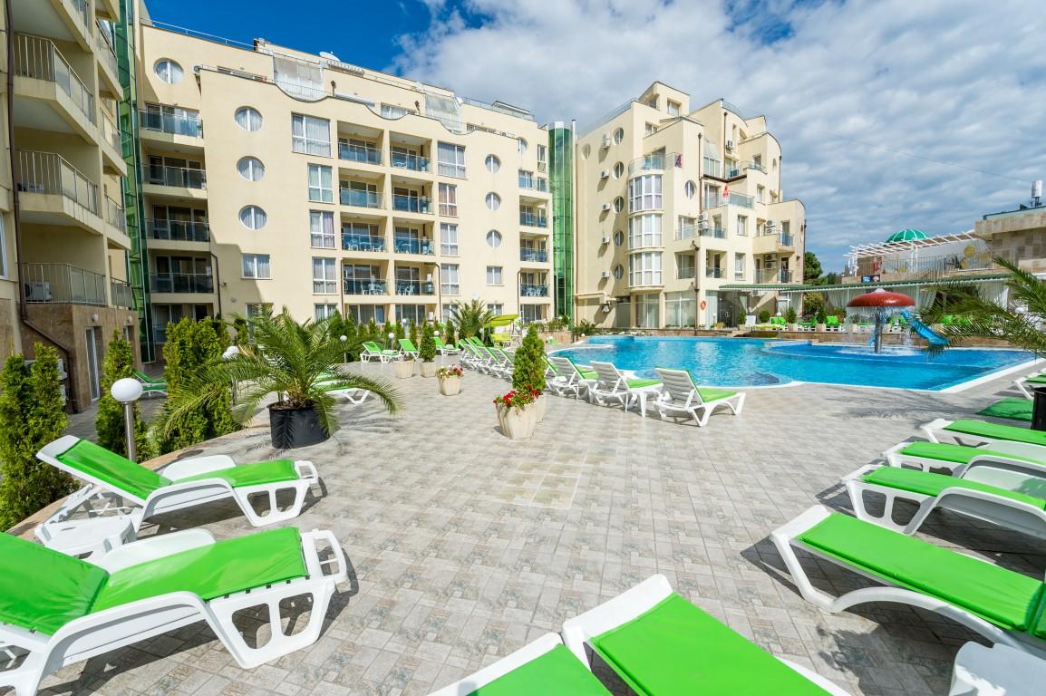 Vechna-R  Aparthotel (Sunny Beach) 3*