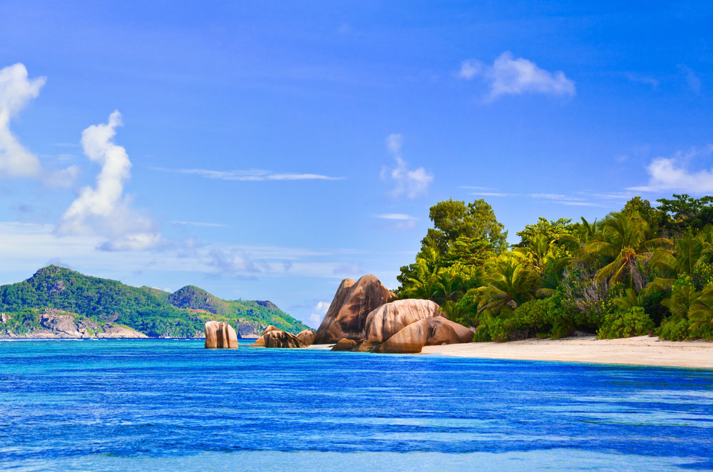 Seychelles de 1 Decembrie
