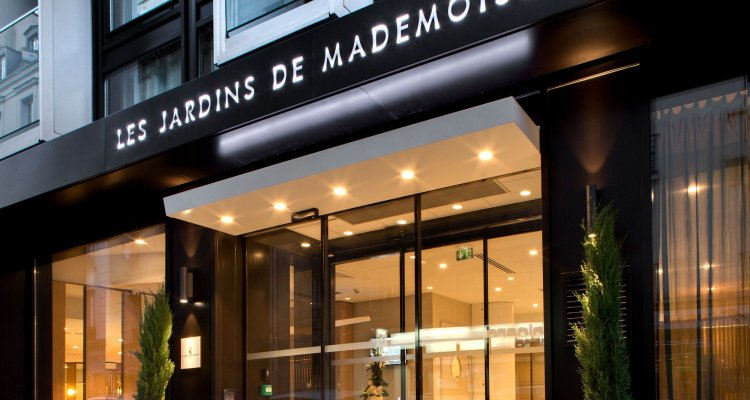 Les Jardins de Mademoiselle Hotel & Spa