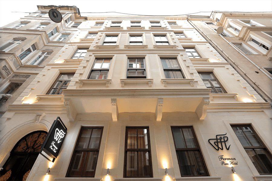 Ferman Pera Hotel