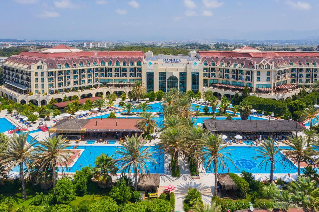 NASHIRA RESORT HOTEL& AQUA-SPA