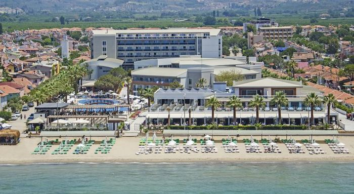 KUSADASI PALM WINGS BEACH RESORT