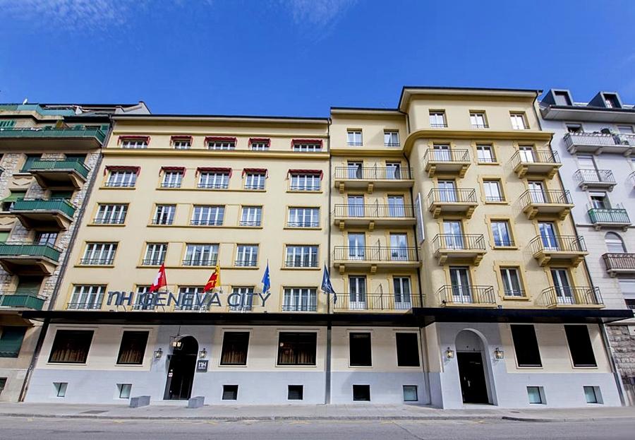 Nh Geneva City Hotel