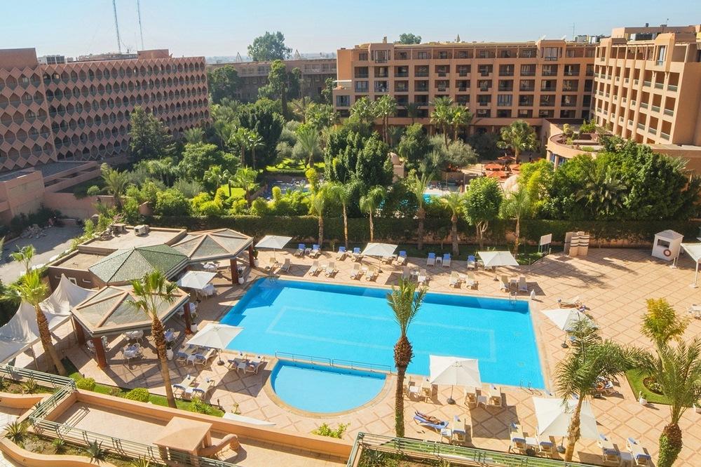 Hotel Grand Mogador Menara