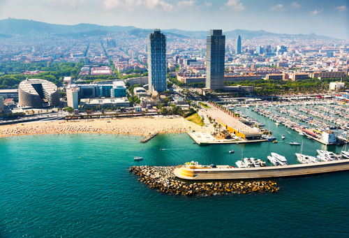 Croaziera Mediterana - Barcelona - Malta - Sicilia - Salerno - Roma