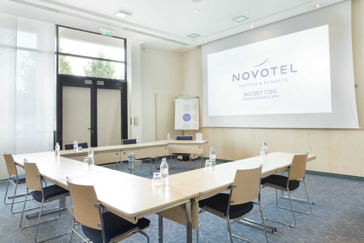 Novotel Convention Wellness Roissy Cdg