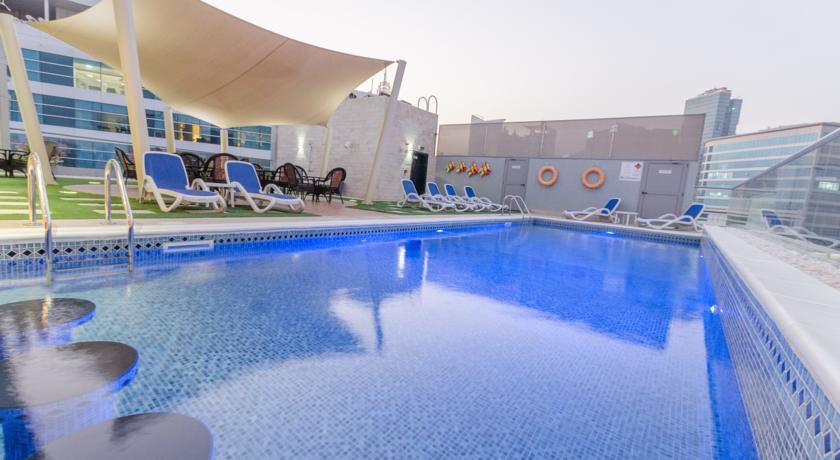 Somewhere Hotel Tecom – Dubai