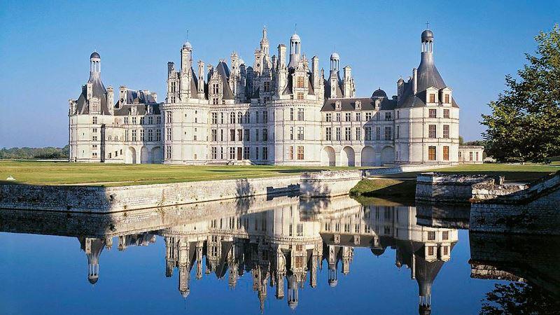 PARIS -Versailles, Fontainbleau, Valea Loirei Avion
