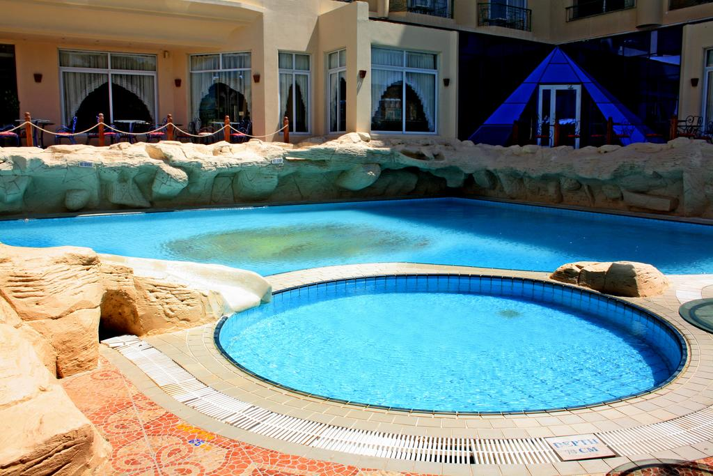 KING TUT AQUAPARK BEACH RESORT