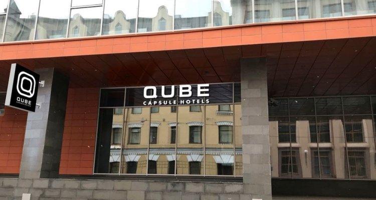 Qube Capsule Hotel