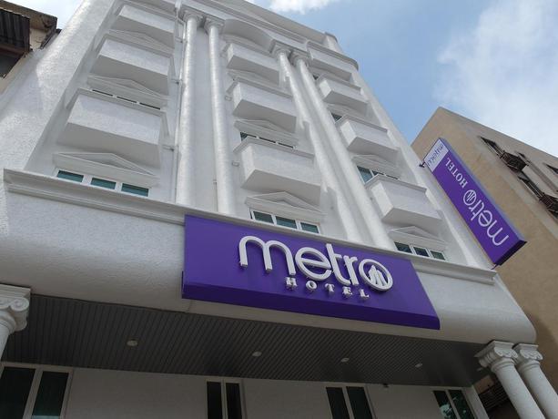 Metro @ Kl Sentral