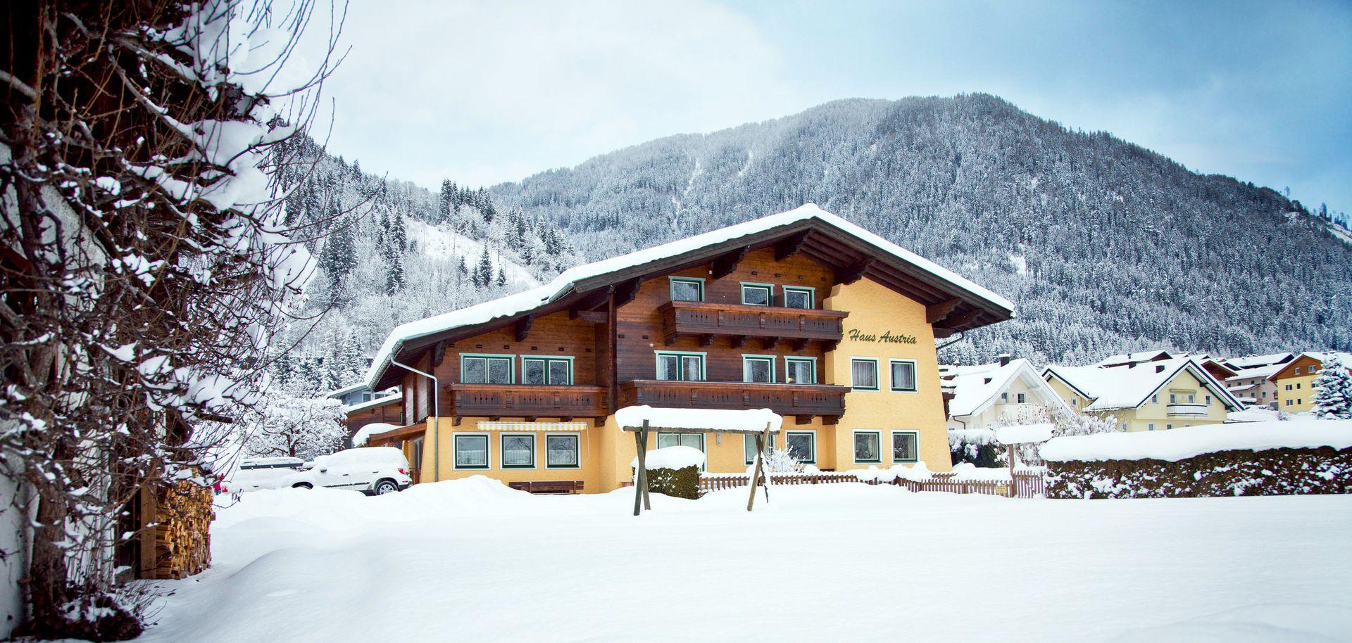 Casa de apartamente Austria