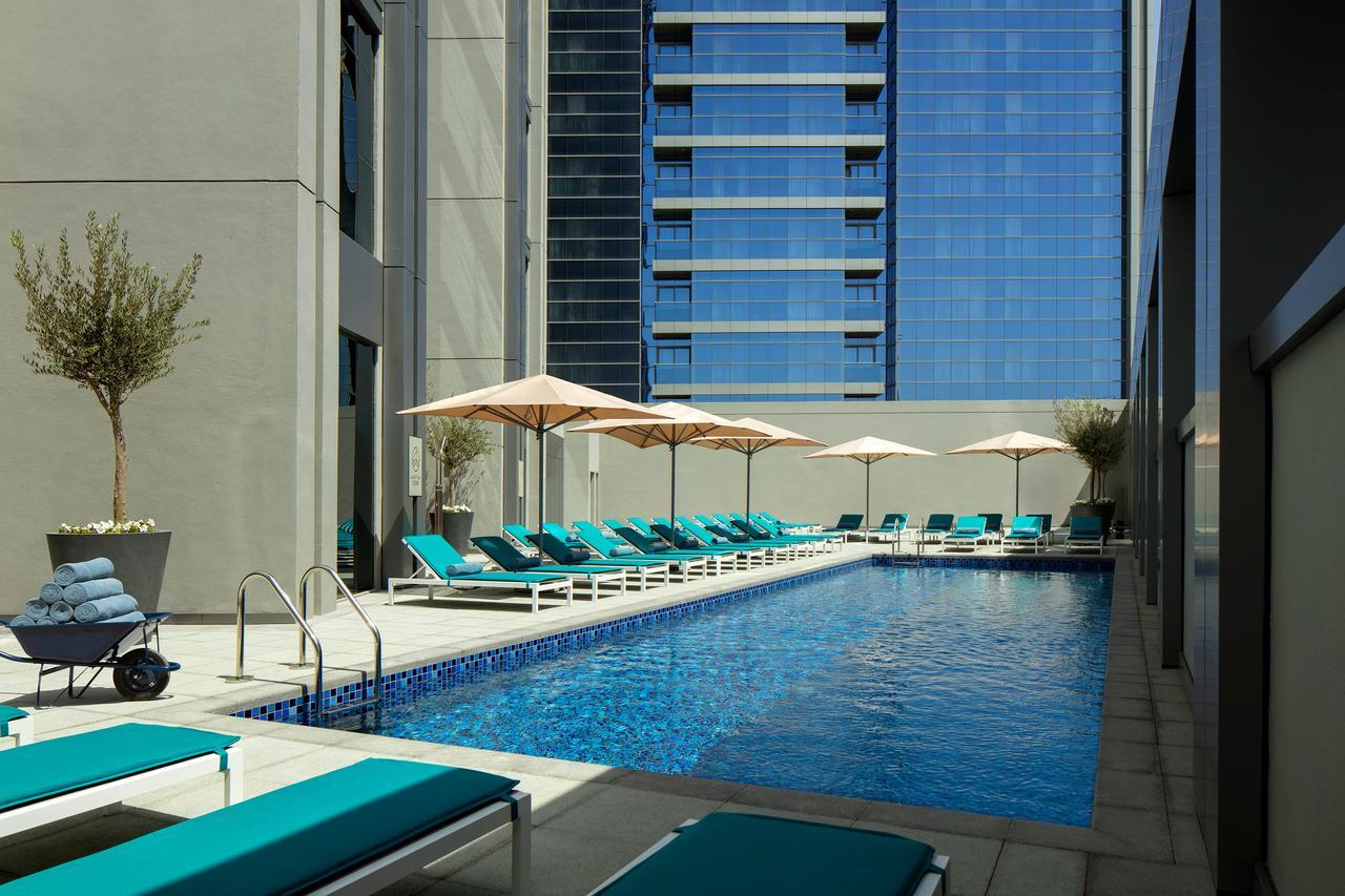 Rove Dubai Marina Hotel